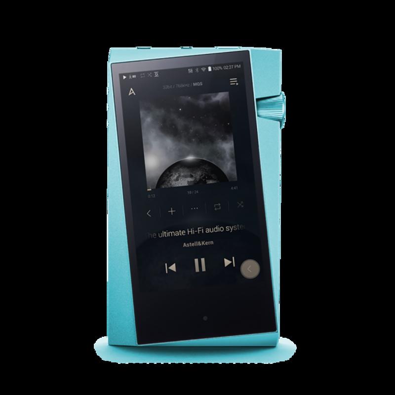 Astell Kern A Norma SR25 고해상도 오디오 플레이어 블루투스 wifi와 하이파이 무손실 MP3 플레이어, 민트 그린