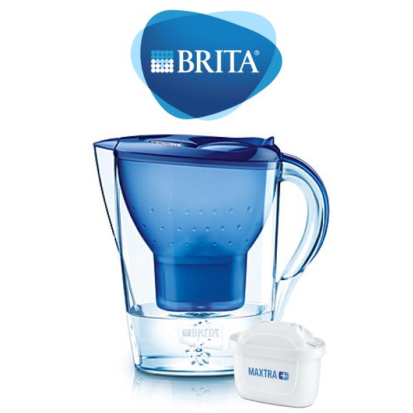 독일정품 Brita 브리타 마렐라 정수기 40종, 마렐라 블루 3.5L+필터1개