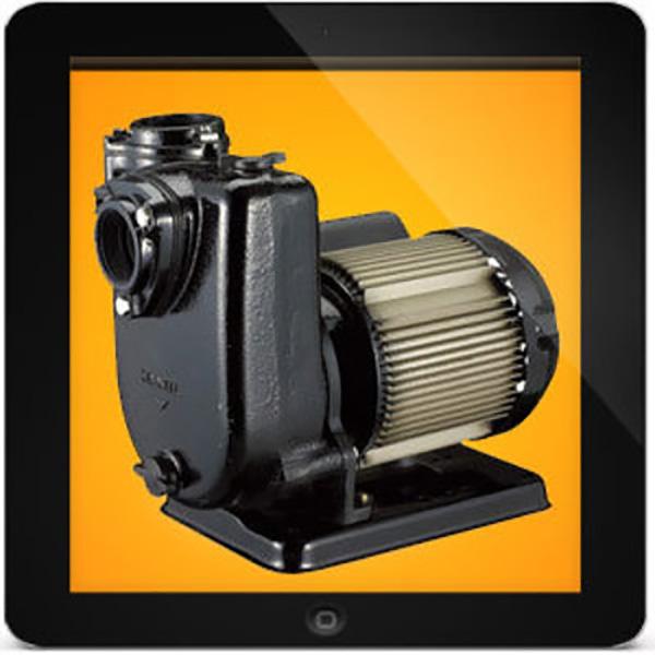 한일전기 한일펌프 PA-630 0.5마력 농업용펌프 양수기(구PA-430 PA-480)