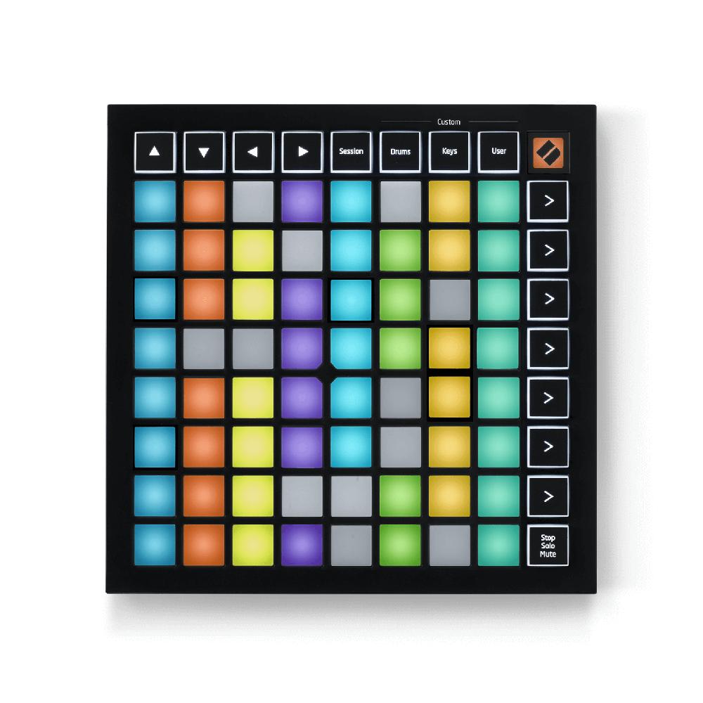 Novation Launchpad mini MK3 - USB 미디 컨트롤러 for 에이블톤 라이브, 단일상품