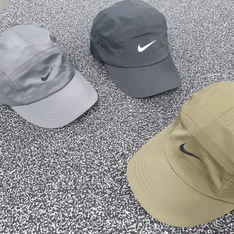 소소 남여공용 나이키 스우시 로고 캠프캡 모자 (3color)