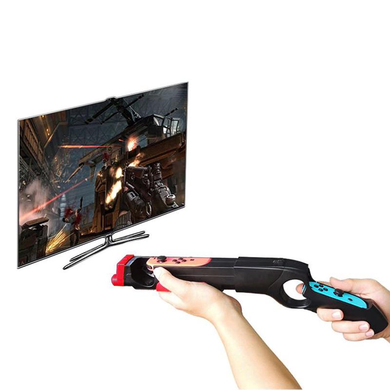 닌텐도 스위치 사격 슈팅 총 조이콘 조이스틱, 1개, 총 조이스틱