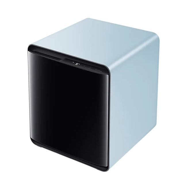 삼성전자 CRS25T950008 비스포크 큐브 냉장고 스카이블루, 뷰티&헬스, 선택안함