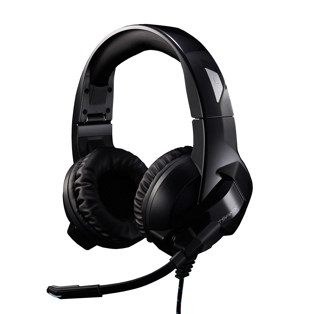 제닉스 게이밍 헤드셋 STORMX H4, Black