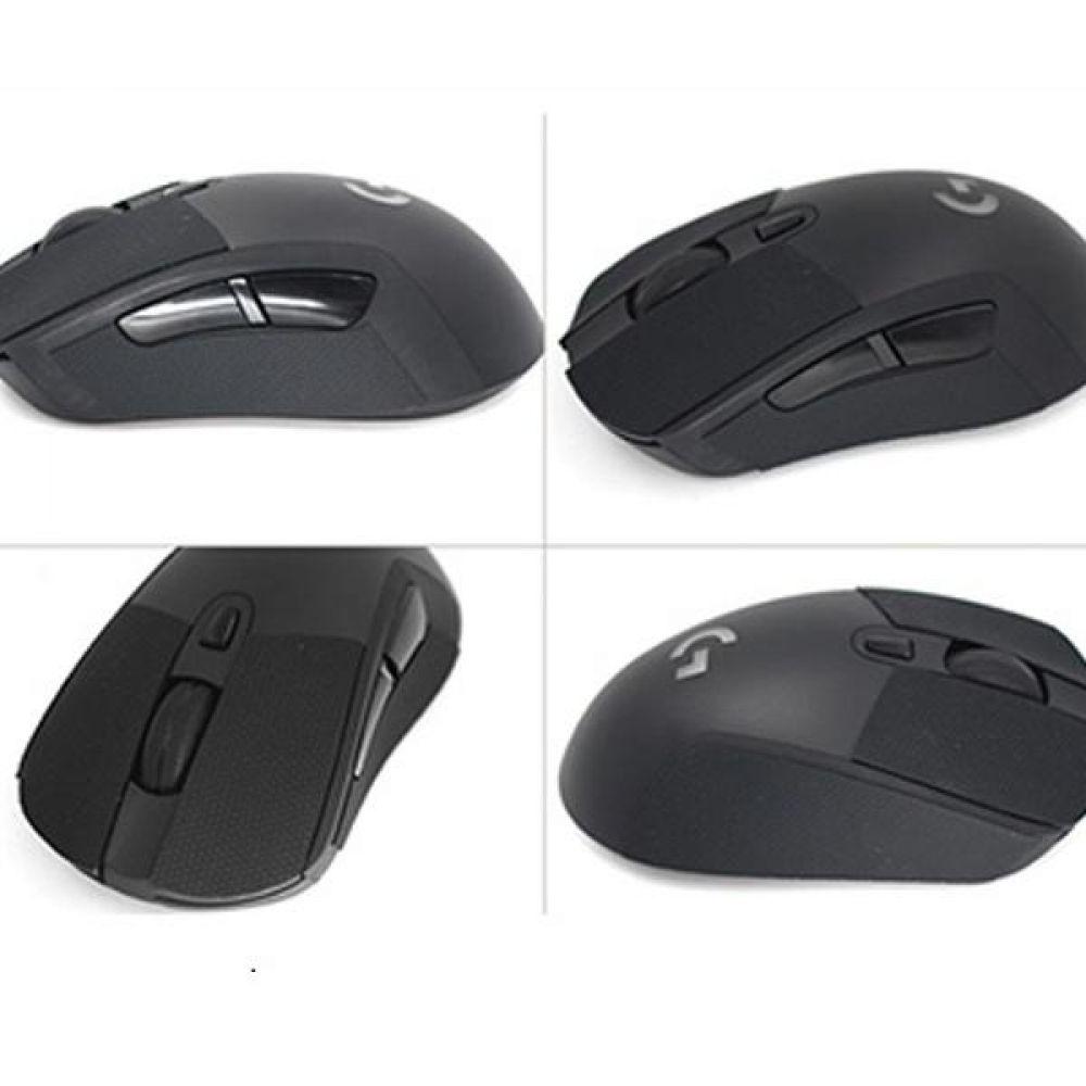 핫라인게임즈 논슬립패치 미끄럼방지 패드 로지텍 옵션4 적용모델 G403 G603 G703, 단일색상, 단일상품