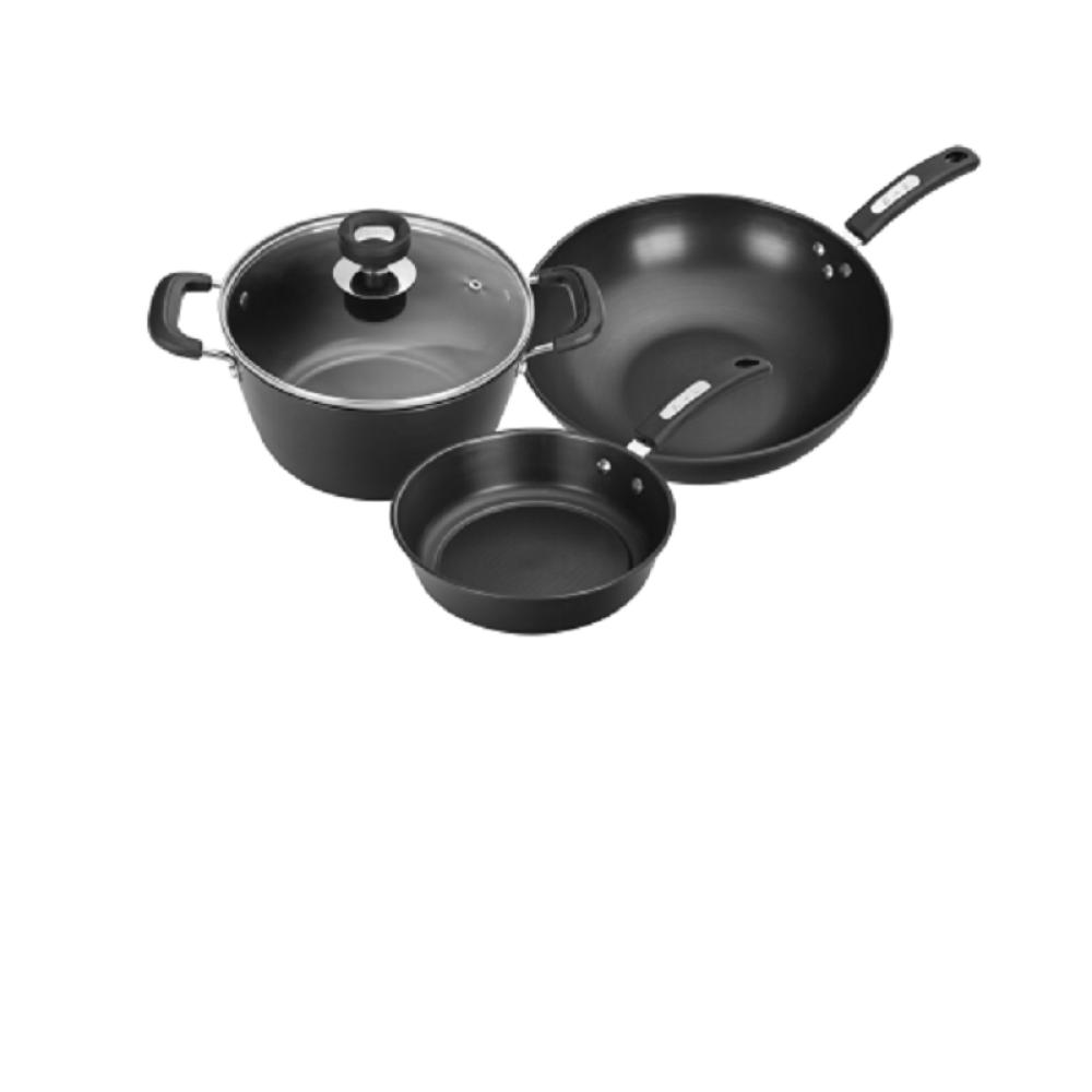 장 소 천 금 요리 시리즈 무쇠 냄비 세 가지 세트 C3526000, 상세페이지 참조