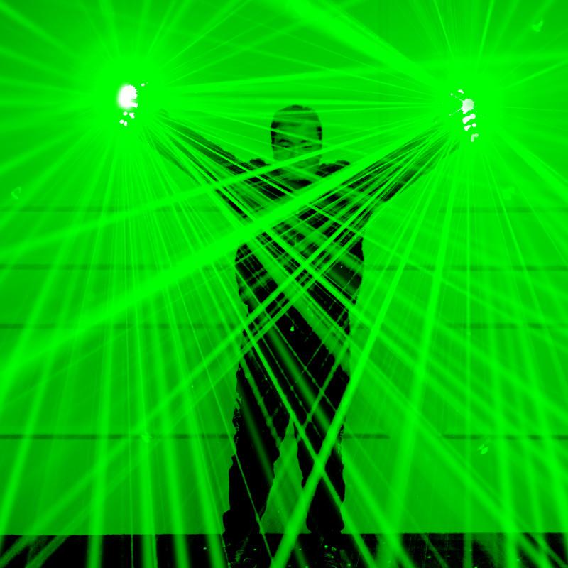 레이저 장갑 LED 아내의맛 박은영 김형우 집에서 클럽 즐기기 홈파티 방구석 할로윈 집캉스 레이저쑈 무대 공연, 오른손에 한 손가락 (80 빔)