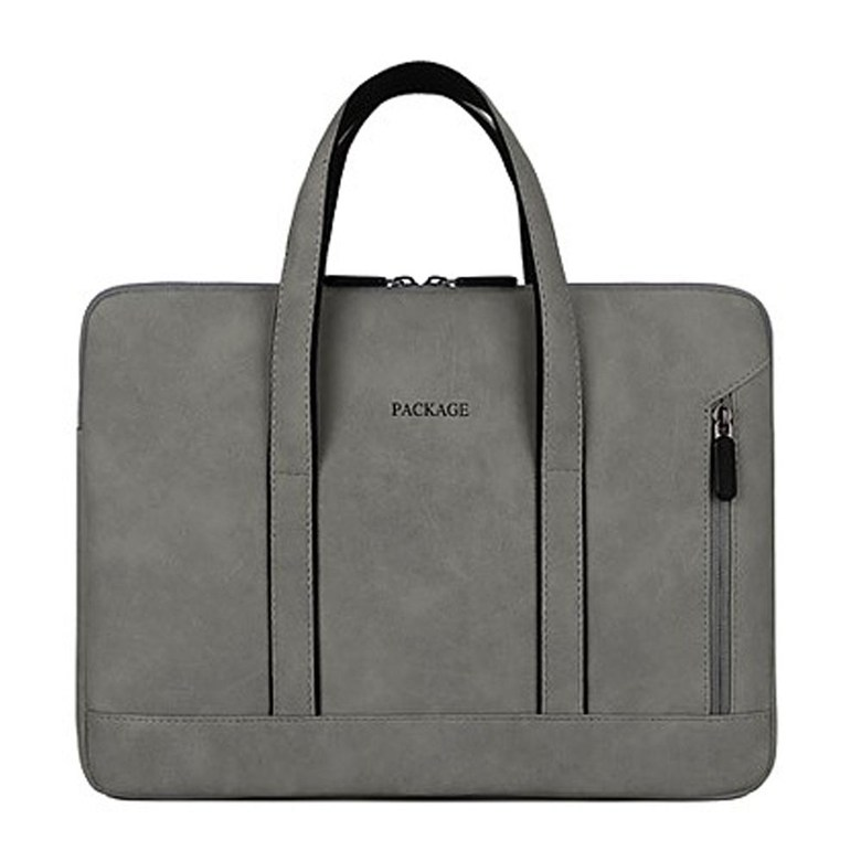 남녀공용 노트북 가방 크로스백 다크그레이 (20대 30대 남자 친구 부모님 생일 1주년 100일 200일 크리스마스 선물)