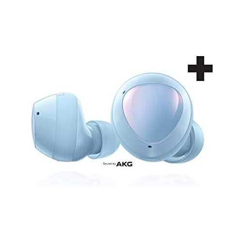 무선 이어폰 Samsung Galaxy Buds+ Plus True Wireless Earbuds w/improved battery and call quality Wireless Charging Case included Black &ndash US Versio, 본문참고, Style = Galaxy Buds+ | Color = Cloud Blue