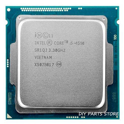 [해외] 인텔 COREI5 4590 I54590 LGA 1150 3.3 천헤르쯔 쿼드 코어 6 메가바이트 RAM DDR316 DDR31333 HD46, 상세내용표시