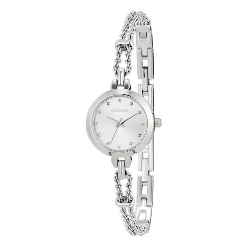 미니골드 [미니골드]세이렌 화이트 믹스 시계 W195MWWH-1