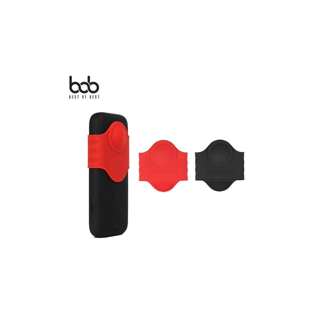 bob 인스타360 ONE X 렌즈버튼 실리콘보호캡 insta, 1개, 상세페이지참조(렌즈보호실리콘캡 블랙)
