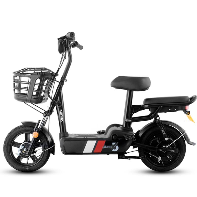 성인 전동 전기 자전거 간편한, AB
