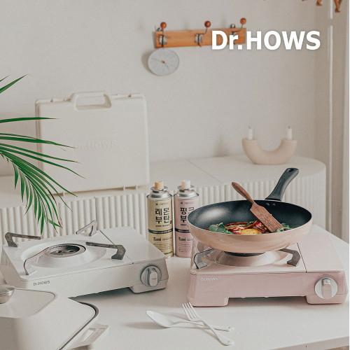 닥터하우스 [핑크 재입고][닥터하우스] 트위스터 불꽃 트윙클스토브 (2종 택1)/가스버너/휴대용가스렌지, 베이비핑크