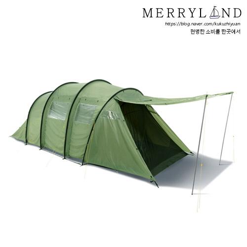Nordisk 레이사 6 PU 텐트