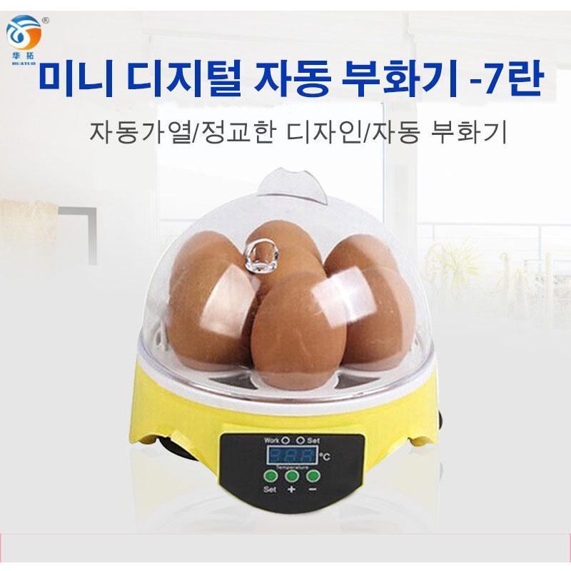 정선품샵 계란부화기 자동부화기 병아리 조류 부화기 7알 12알 32알 48알 56알