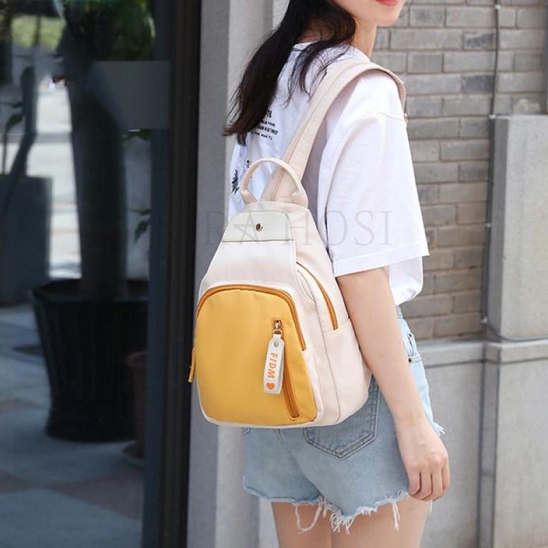 kirahosi 여성 가방 직장인여성 백팩 가벼운여성백팩 캐주얼백팩 노트북 백팩 O 274 +덧신 증정 DOpogb7c