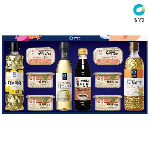 2020년 추석 선물세트 청정원 8호 / 무료, 단일상품