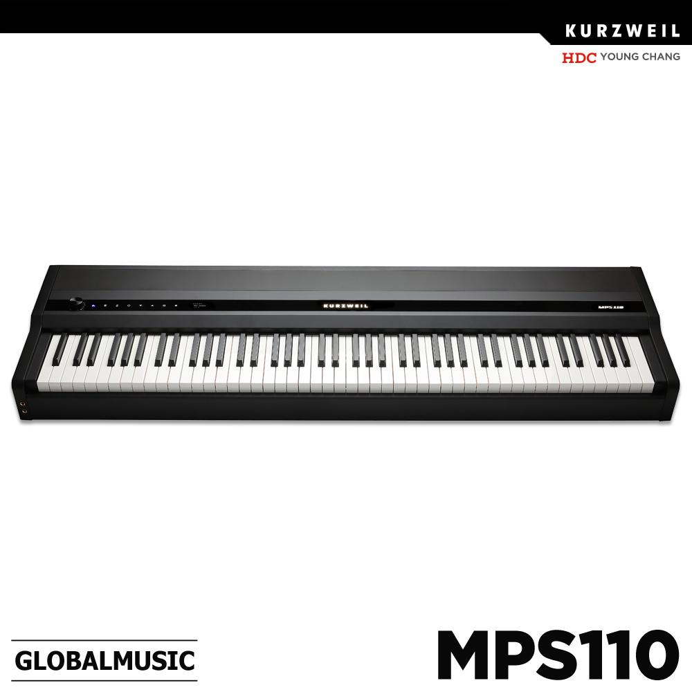 영창 커즈와일 스테이지 디지털피아노 MPS110 MPS-110 국내생산