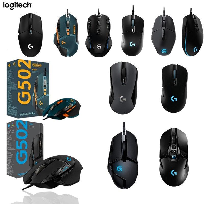 LOGITECH G102 G403 G502 MX518 G402 G302 G300S 게임용 마우스 프로그래밍 가능한 RGB, 단일, [8] [G903]^+179500