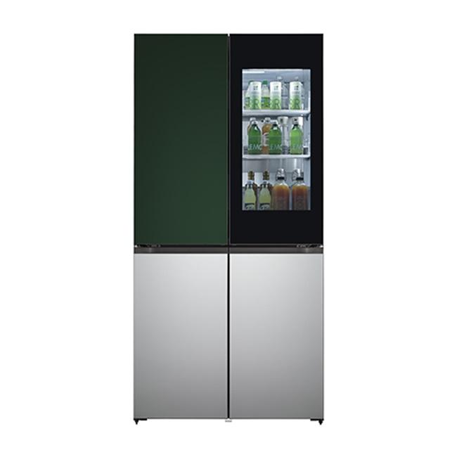 LG전자 M870SGS451 오브제컬렉션 냉장고 1등급 스테인리스