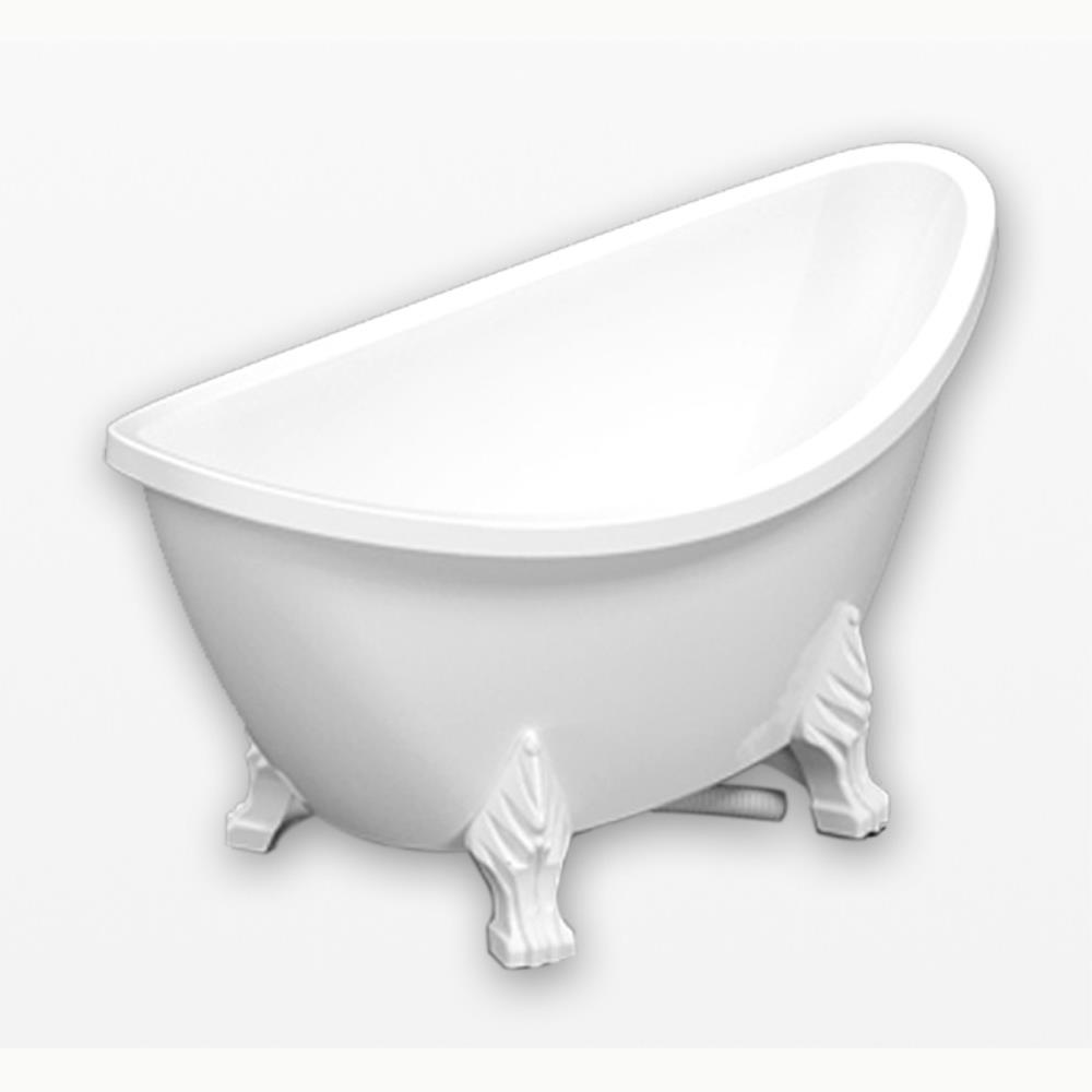 예쁜다리 인테리어 둥근 화장실욕조 1410 전신이동식욕조 목욕탕, 1개