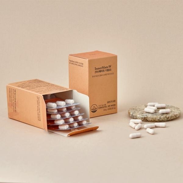 [티읕] 티읕 여성 질유산균(3개월 90캡슐), 단품, 단품