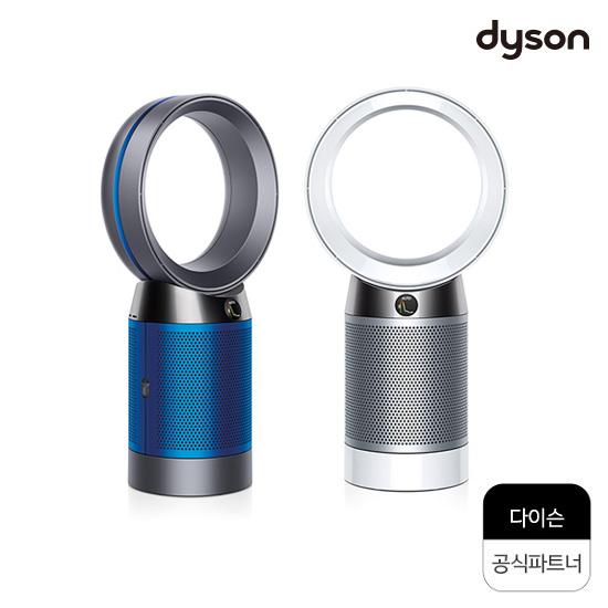 [K쇼핑]다이슨 퓨어쿨 공기청정 선풍기 DP04, 실버