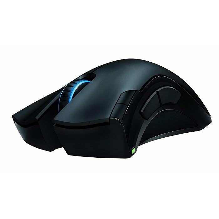 Razer Mamba Rechargeable Wireless PC Gaming Mouse (2012), One Size, One Color