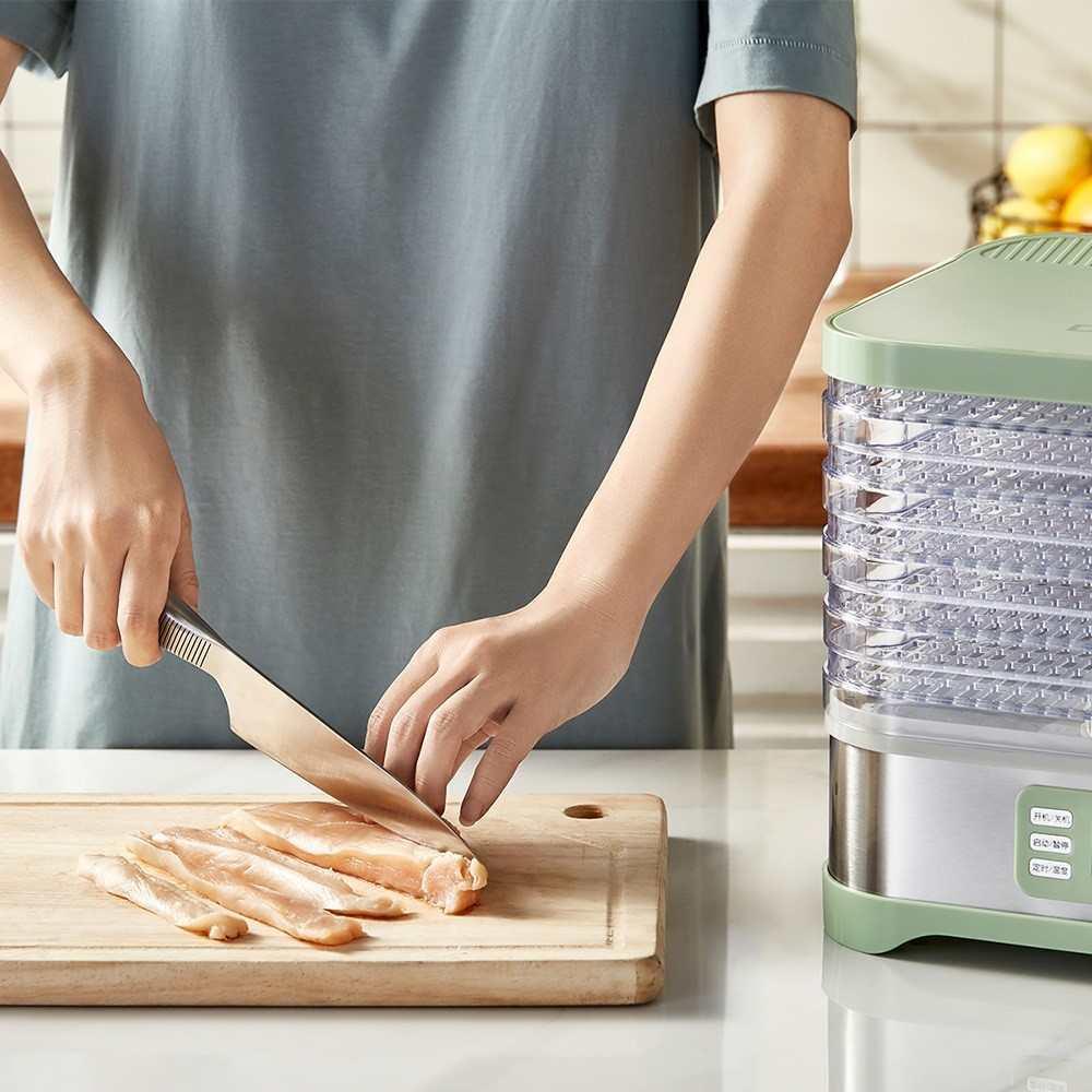 과일건조기 홈페이지 상점 리틀베어 가정용 식품 건조기 과일야채 채소애완동물 육류 소형 탈수, 기본