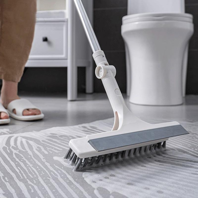 매이템 욕실 화장실 양면 바닥청소솔 바닥밀대 청소도구 브러쉬, 단품, 단품