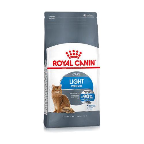 로얄캐닌 라이트웨이트 케어 3kg 고양이 사료, 라이트웨이트케어