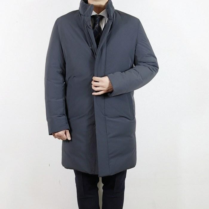 바쏘옴므 20F/W TOP 셀러 기본핏 프리미엄 구스 다운 초경량 점퍼 정장 코트