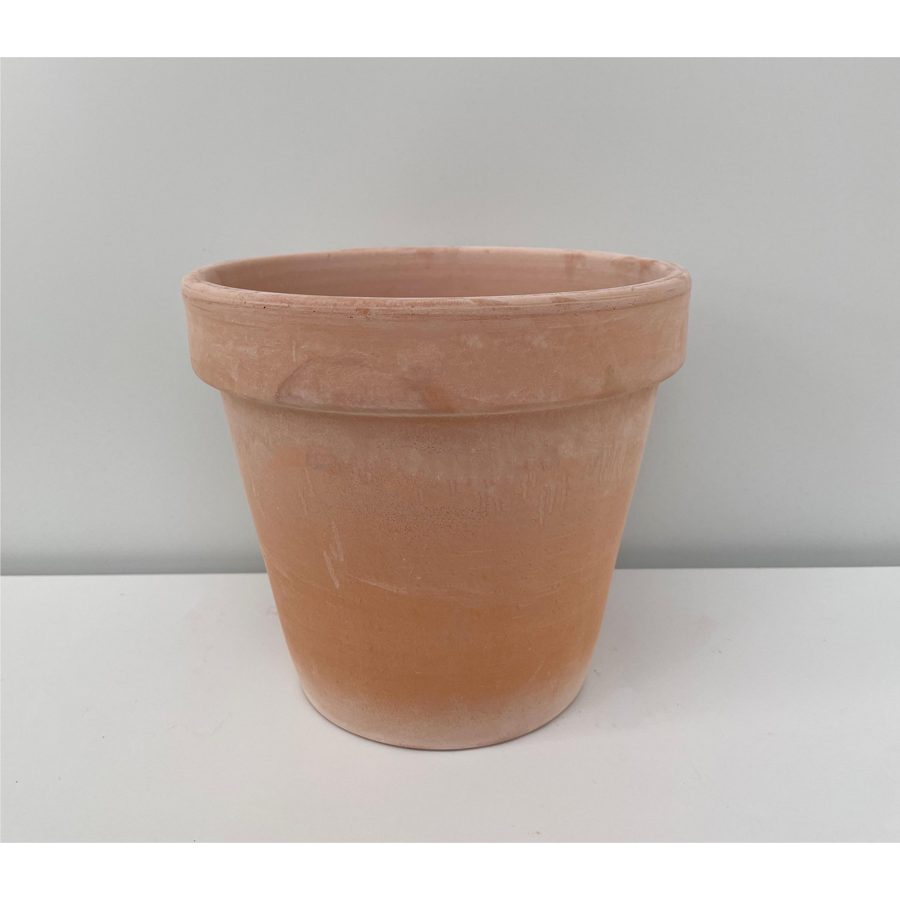 팡팡플랜트 이태리토분 토분받침 시리즈, 토분, 1.스탠다드(살구색) (POP 4618377721)