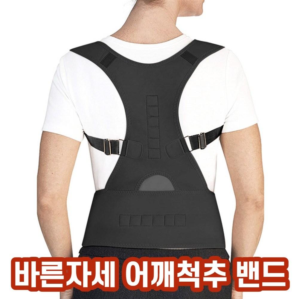 달리 바른자세 어깨 척추 자세 교정 밴드, 1분류