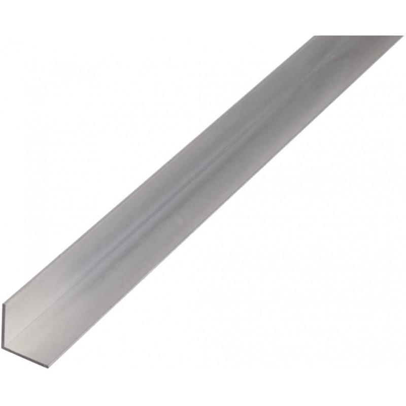GAH-Alberts 473938 앵글 프로파일 알루미늄 내츄럴 1000 x 10 x 10mm, 단일상품