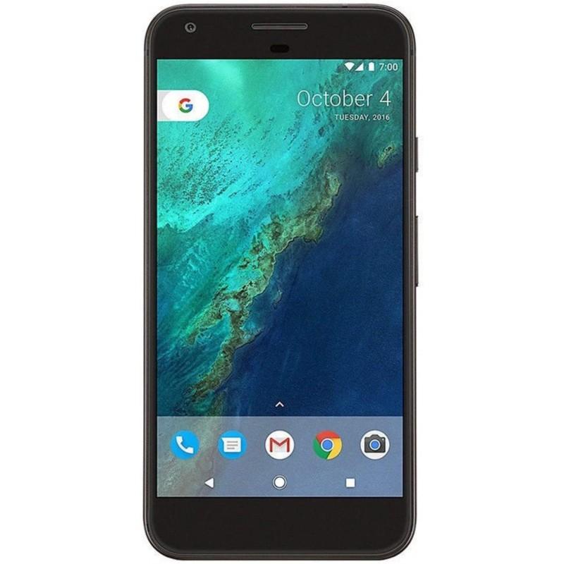 Google 픽셀 32GB 공장 잠금 해제 미국 버전 스마트폰 5 디스플레이(Quite Black), 단일옵션, 단일옵션