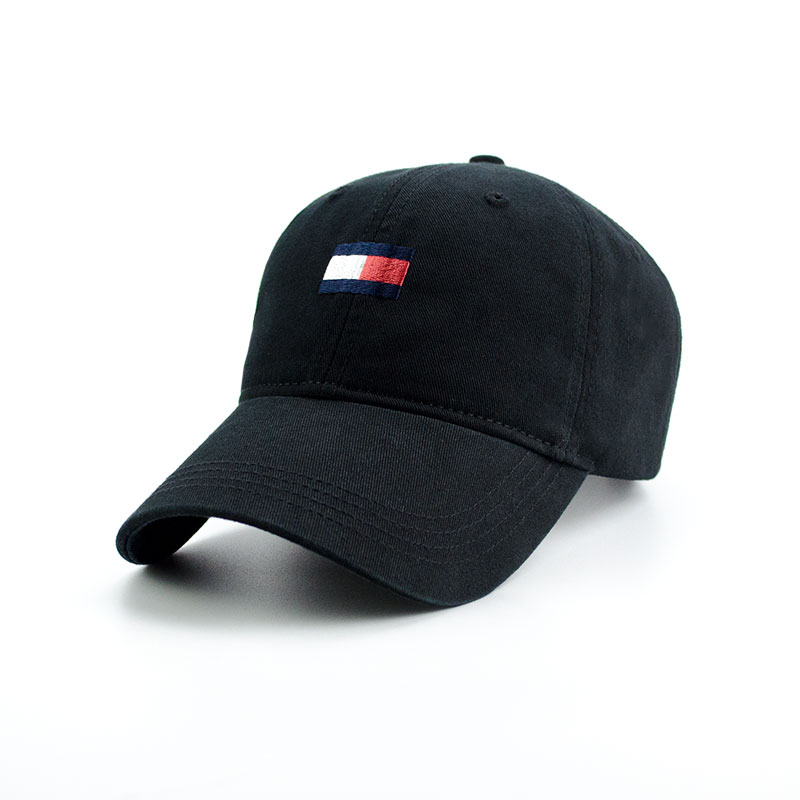 타미힐피거 플래그 로고 볼캡 남자 여성 모자 야구 베이스볼캡