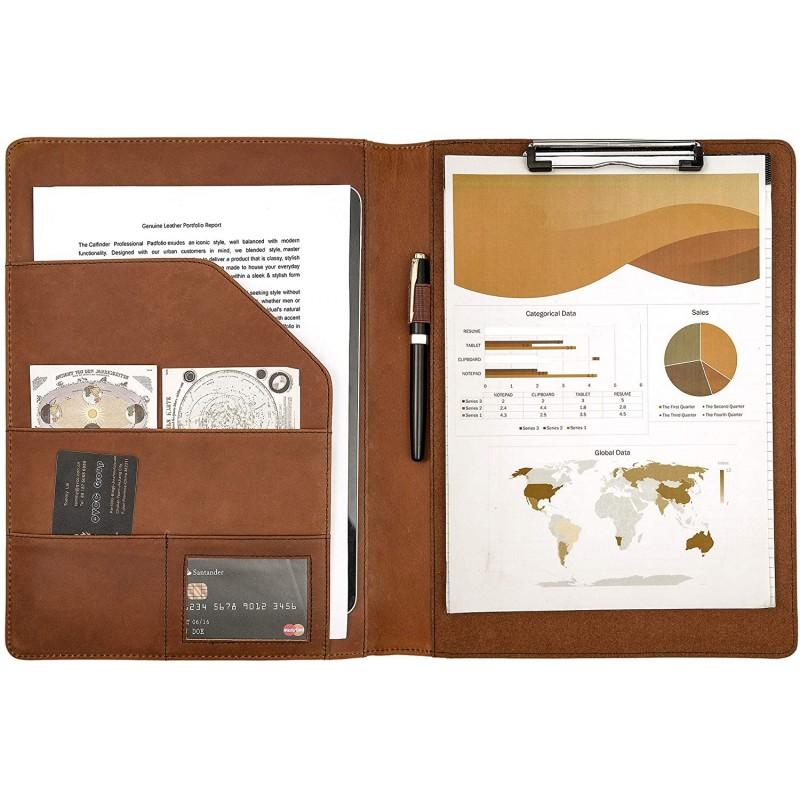 컨퍼런스 노트북 패드 A4 포트폴리오 남성 비즈니스 회사 주최자 개인 선별기 파드 폴리오 포트폴리오, 단일상품