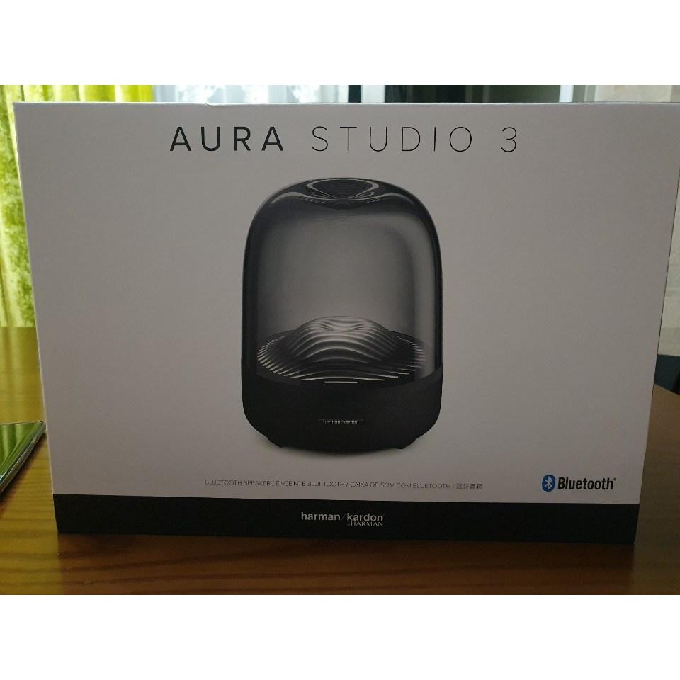 하만카돈 블루투스 스피커 오라 아우라 스튜디오 3 aura studio 3