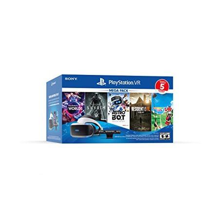 Sony Playstation VR 번들 5 게임 팩, One Color_Five Game Pack Bund, 상세 설명 참조0, 상세 설명 참조0