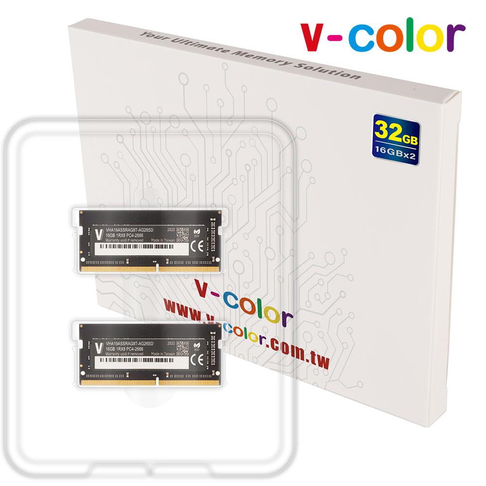 V-COLOR 아이맥 2020 램 메모리 32GB Kit(2x16GB) 2666MHz DDR4 21300 iMac 전용메모리, 32GB Kit (2x16G)DDR4 2666MHz
