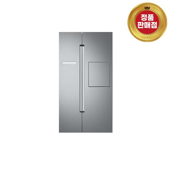 [삼성전자] 양문형냉장고 2도어 RS82M6000SA / 815L