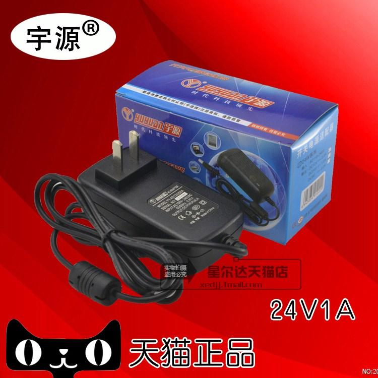 게임컨트롤러 24V1A스위치 전원 DC24V직류전류 어댑터, 1개, 기본