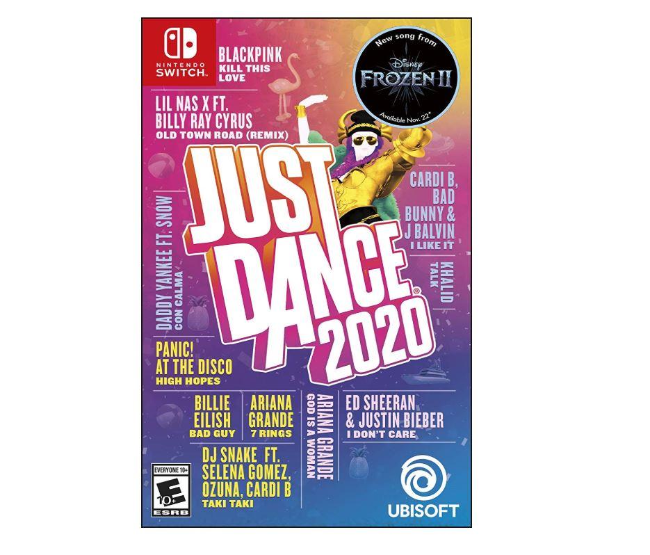 브랜드 닌텐도 스위치 저스트 댄스 2020 Just Dance, Just Dance 2020