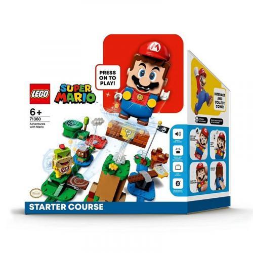 (pre-order)레고 71360 슈퍼 마리오 시리즈 스타터 코스