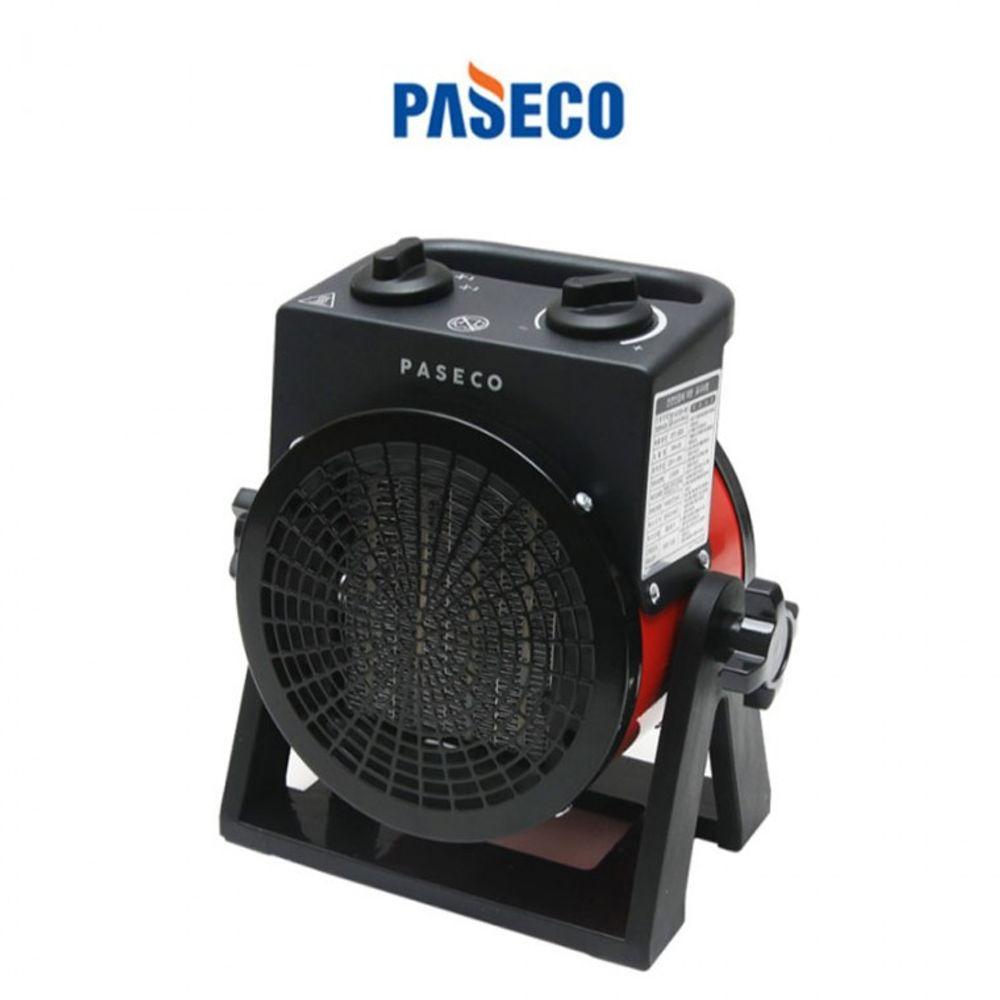 H무배 파세코 팬히터 전기난로 PPH-2K 캠핑용 온풍기 // 파세코팬히터 전기히터, 1개