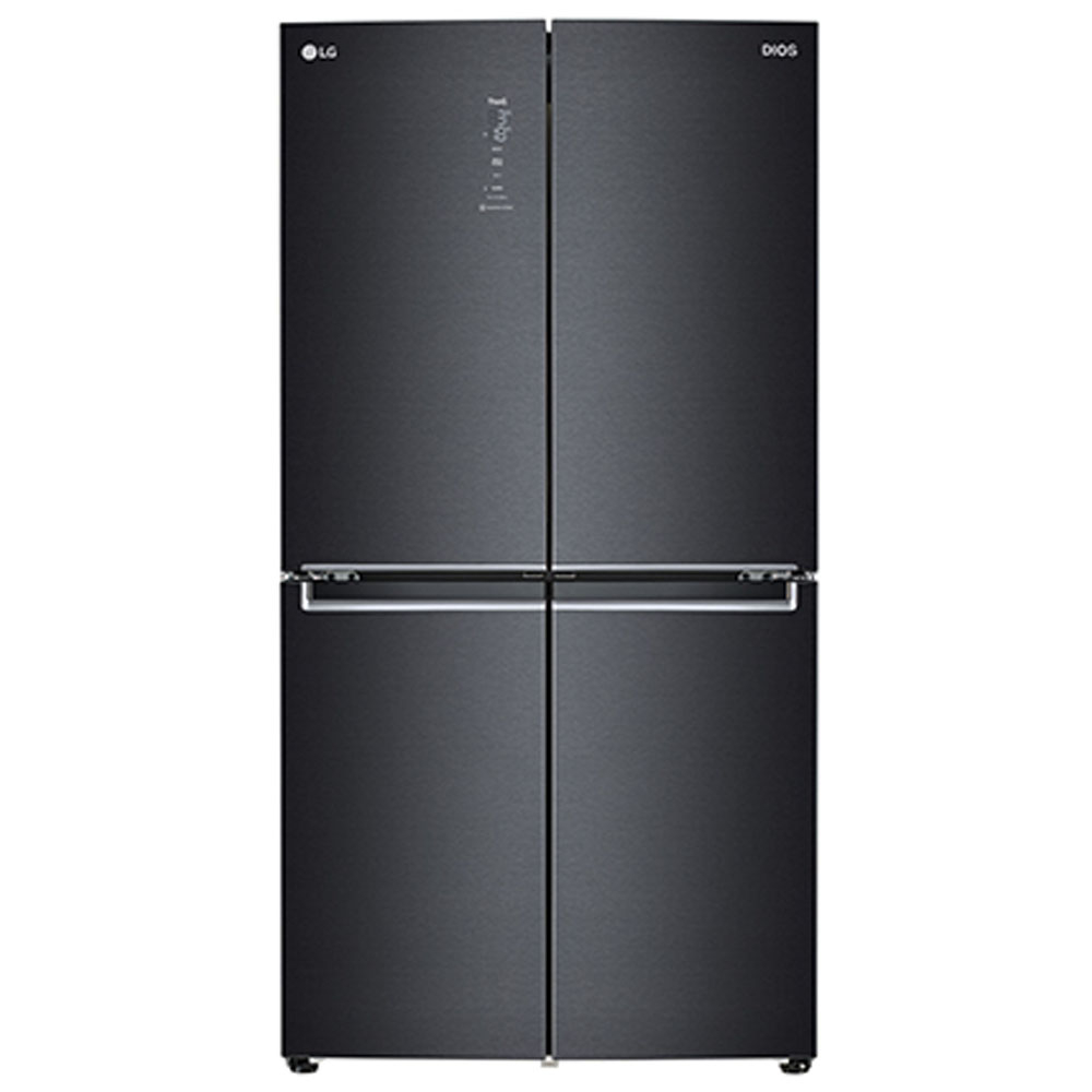 LG전자 F873MT55E 더블매직스페이스 4도어 1등급 냉장고 870L 3~4주 소요