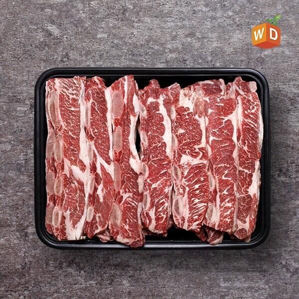 [신세계TV쇼핑][웰던푸드] 호주산 LA갈비 3kg, 단일상품, 단일상품