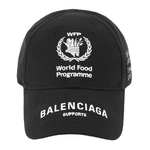 발렌시아가 20SS 540013 310B5 1077 WFP 로고 볼캡